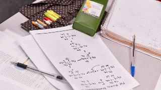 image of chemistry notes